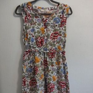 2/$22 🏵️ Loft Short Sleeved Dress